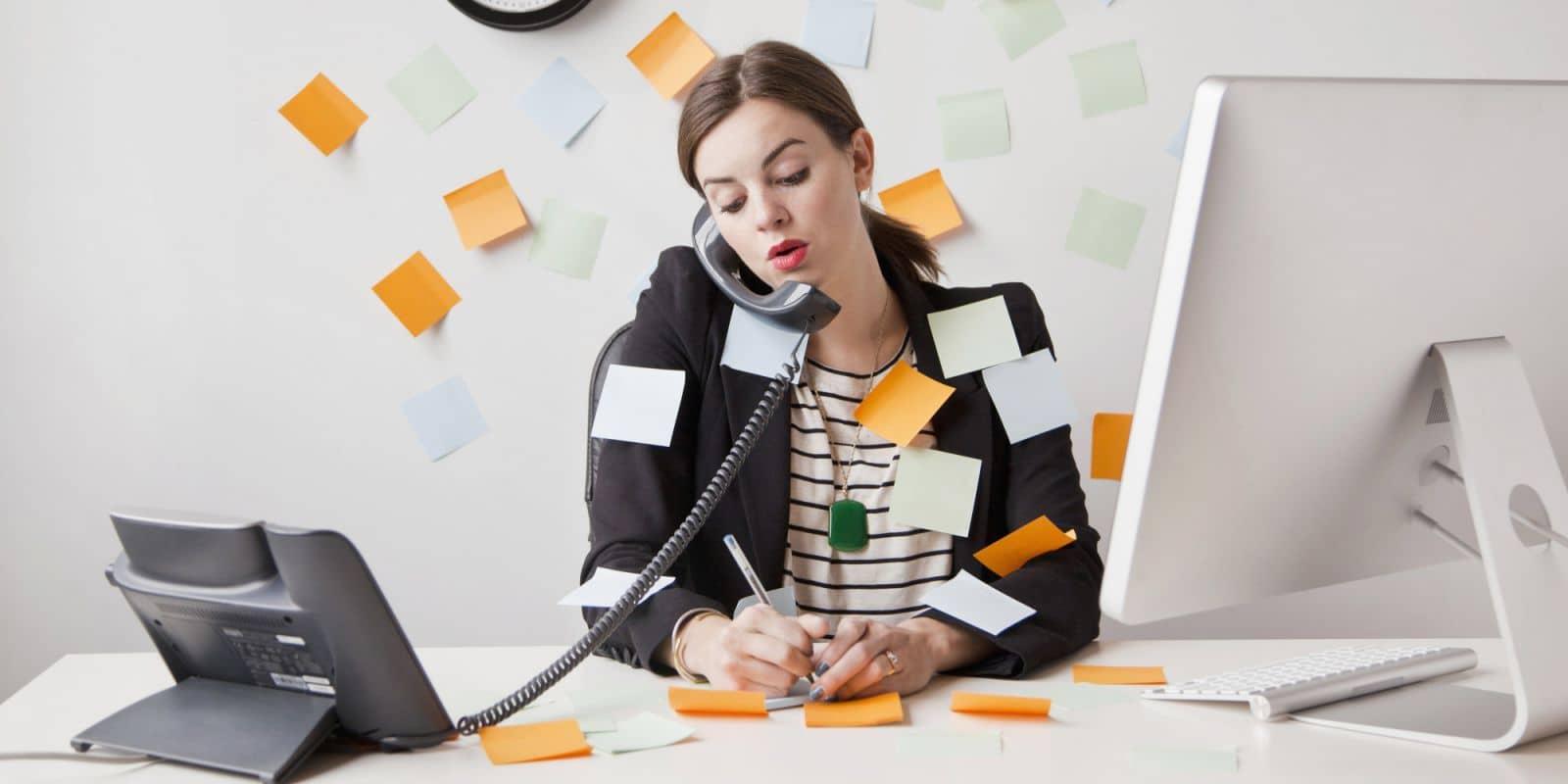 Mất tập trung khi làm việc: Nguyên nhân và giải pháp