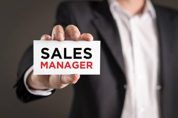 Tuyển dụng Sale Manager.